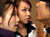 【動画】痴女2人に拘束されて責められたい!