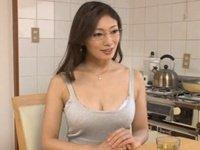 家庭教師の巨乳な痴女奥様と大興奮SEX!