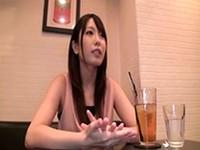 AV女優よりエロいカフェ店員が手当たり次第に逆ナン