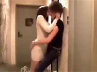 酔っ払ってビッチ化しちゃった女の子はラブホに入るなりキスしてくる