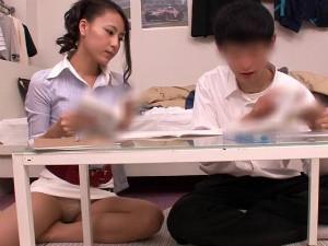 家庭教師のお姉さんがボクをセックスの練習台にしてくる 根本シエラ かおるみれい 西園寺れお あずみ恋 北川エリカ