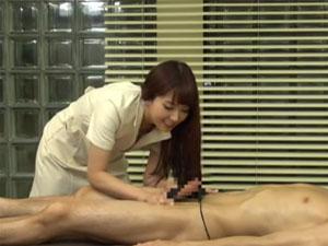 発情した美熟女エステティシャンが淫猥な施術で男性をソノ気にさせるメンズエステ 波多野結衣