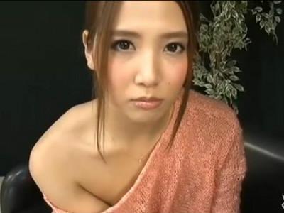 エロ美痴女にものすごい格好ですっぽんフェラ抜きされる! 友田彩也香