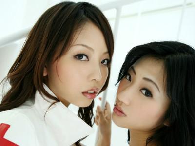 ブレイク前の壇蜜がAV業界最強の美尻と言われる神ユキとレズるイメージビデオがエロい 神ユキ 壇蜜