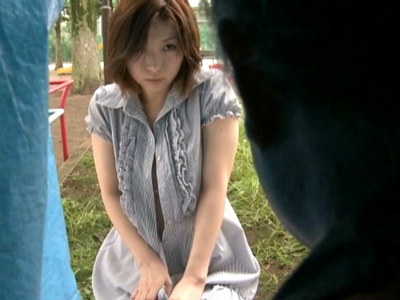寝取られ趣味を持つ夫の為にホームレスを誘惑する痴女人妻 瀬奈ジュン 加藤ツバキ