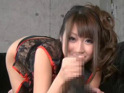 チャイナ服ナースにスク水体操着などのコスプレで手コキ責めするGカップ巨乳痴女お姉さん 北川瞳