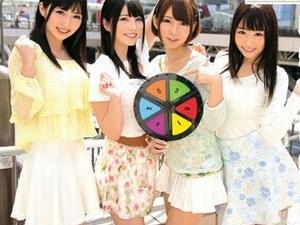 4人の人気女優が2チームに分かれ逆ナンパ勝負 上原亜衣 浜崎真緒 乙葉ななせ 若月まりあ