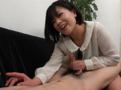 カワイイ博多弁の女子がM男を方言で言葉責めしながら手コキ