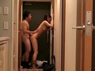 男を部屋に連れ込んでエッチしてる所を撮影し自分のズリネタ用に記録をする趣味を持つ東京在住のOL 司ミコト
