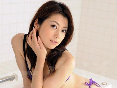無修正風俗動画 美熟女ソープ嬢のドスケベ痴女フェラテクニックがヤバイ 北条麻妃