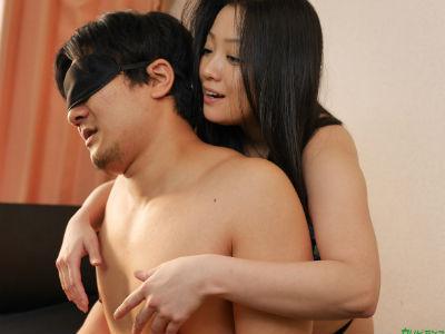 無修正痴女動画 いっぱい、じらしてごめんネ 小向美奈子/カリビアンコム