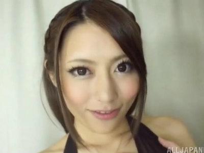 美人なお姉さんがエッチなセクシーランジェリーを着てハメ撮り 桜井あゆ