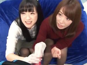 茨城県水戸市でナンパした素人娘2人組