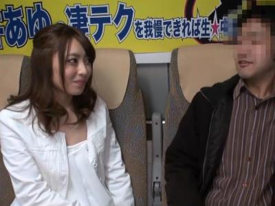 プロ意識の高い美人AV女優の本気のテクに我慢できる素人なんているの? 桜井あゆ