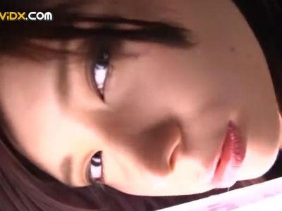 AVと変わらないイメージビデオ!S顔で美人です 仲村みう