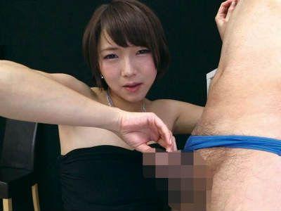 寸止め焦らし痴女動画 涼川絢音