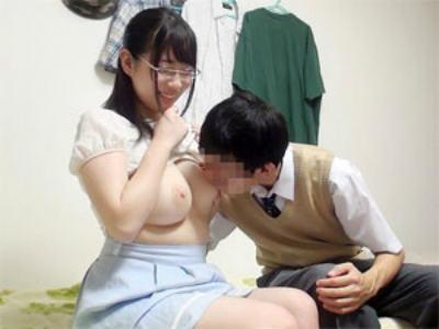 巨乳家庭教師の腰使いに教え子童貞チンポはたまらずそのまま中出し!