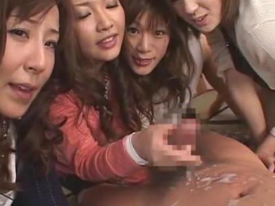 欲求不満の熟女が4人集まるとマジでヤバい 佐伯奈々 高坂保奈美 水野美香 阿藤ゆう