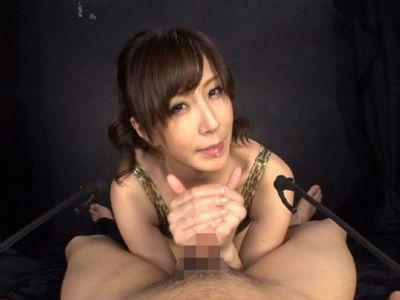 リアルな音声で耳元でささやかれる熟女のドスケベ淫語 澤村レイコ