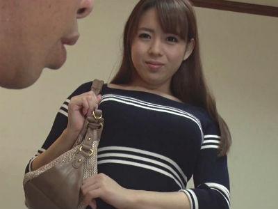 生徒と生徒の父親ともヤッちゃうIカップ爆乳家庭教師 三島奈津子