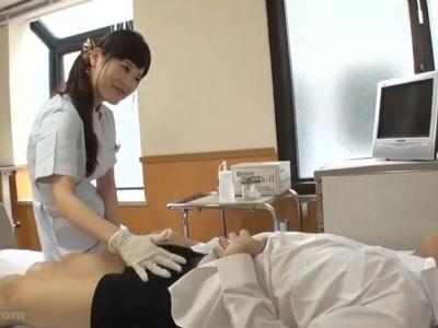 「早漏で苦痛で…」童貞クンが叔母の務める泌尿器科に治しに来た結果