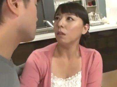 ムチムチ熟女の嫁の母親がエロすぎる 村上涼子