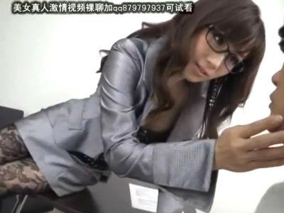 「社長…お嫌いですか?」美人でインテリな秘書がM男の社長を痴女敬語で攻める 川上ゆう
