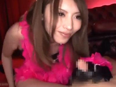 ボディコンの美人お姉さんがM男を食い漁る痴女セックス 桜井あゆ