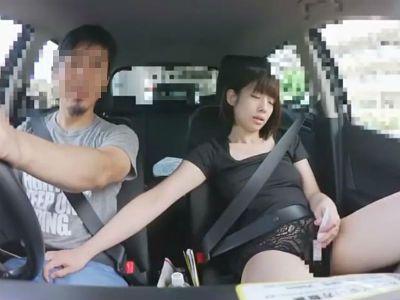 セックスレスの28歳の人妻が旦那公認の浮気で痴女化 藍川美夏