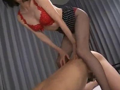様々なシチュエーションでM男からザーメンを搾るドスケベ痴女SEX! 立花さゆり とみの伊織 桃瀬ゆり 青山愛