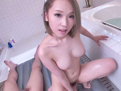 女子校生ソープ嬢がお風呂でパイズリしたらローションマットでボディ洗いしてそのままsex突入