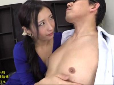 M男を焦らしプレイでメロメロにするフェロモンお姉さんの痴女テクがエロい 神納花