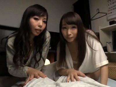 レベル高めのお姉さまたちにダブルフェラされる主観逆3Pエロ動画 川上ゆう みづなれい 蓮実クレア 神ユキ