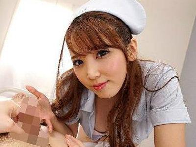 【VR】入院生活で溜まってる患者にパンチラや胸チラでオナサポしてくれる美人看護師!最終的には生ハメSEXまでさせちゃう