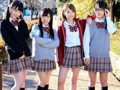 かわいいjkグループが教室で集団逆レイプ 椎名そら 姫川ゆうな あべみかこ 栄川乃亜