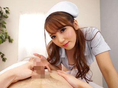 【VR】入院中はオナニー禁止だったボクがついにオナニー解禁されるとエッチなナースがお手伝いに 友田彩也香