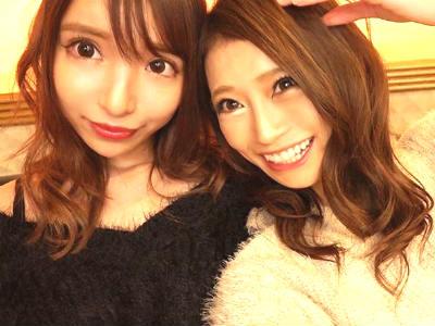 渋谷某ギャルショップのアパレル店員2人組が最強にビッチです 七瀬ひな 黒咲しずく