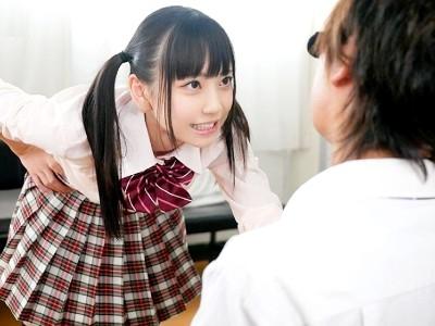 焦らして我慢させて褒めて責めて完全にM男をコントロールする小悪魔美少女jk七沢みあ