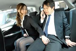 女上司のエッチな暇つぶし ~取引先でも手加減なし!~