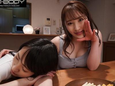 彼女の巨乳お姉さんの囁き淫語と密着おっぱい誘惑に敗北なま中出ししちゃった僕。 北野未奈